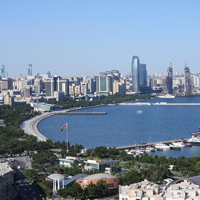 Občudovanje Azerbajdžana