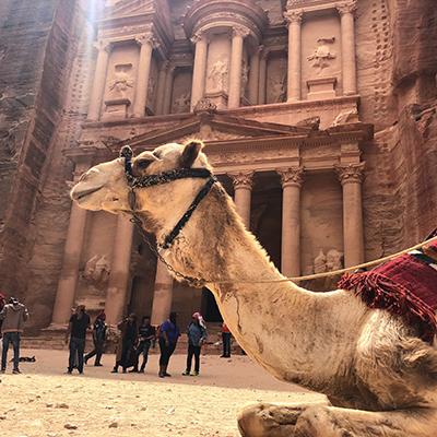 Potovanje v Jordanijo