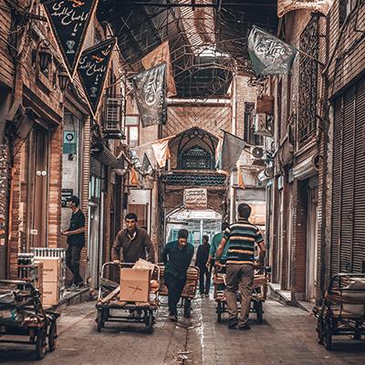 Potovanje v Iran