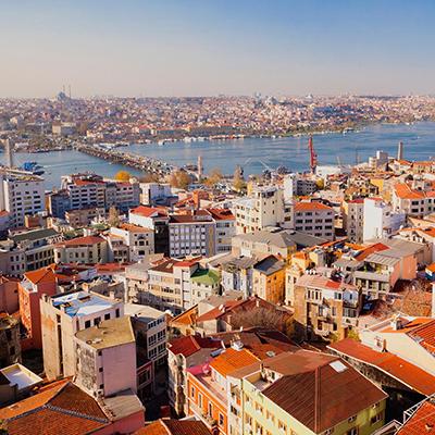 Slovensko srce v objemu Istanbula