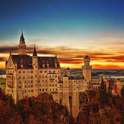 Potovanje v Nemčijo