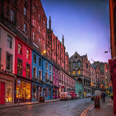 A Trip to Edinburgh