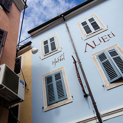 Youth Hostel Alieti